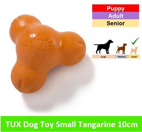 TUX SMALL - 10 cm * Tangarine orange Image