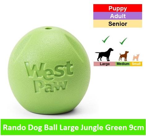 RANDO LARGE 9 CM * Jungle Green Image