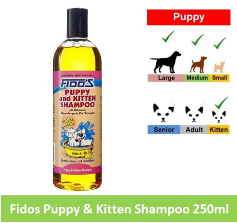Fido Pup/Kit Shampoo 250ml Image