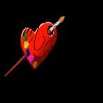Heart Art Magic  Image