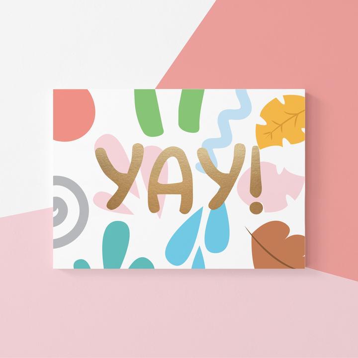 YAY Card Image