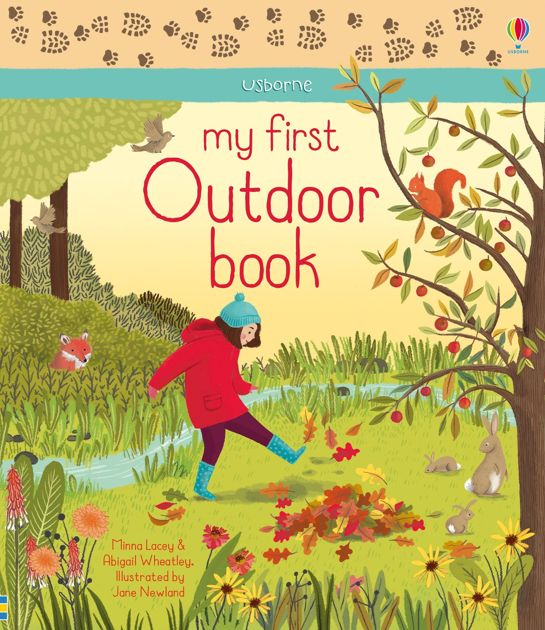 My First Outdoor Book Image