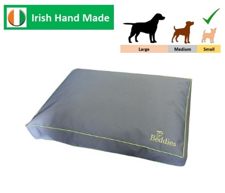 Beddies Waterproof Matress Char  /Lime S/M Image