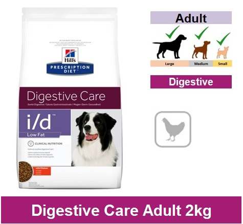 8652 Prescription Diet™ i/d™ Canine 2kg Image