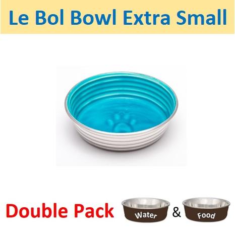 X-Small Seine Blue Le Bol  ( .30Ltr)