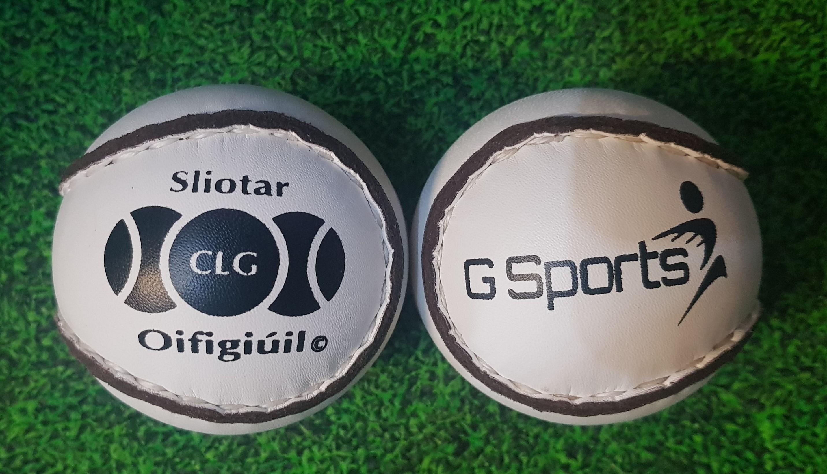 G Sports Match Sliotar Size 4 Image