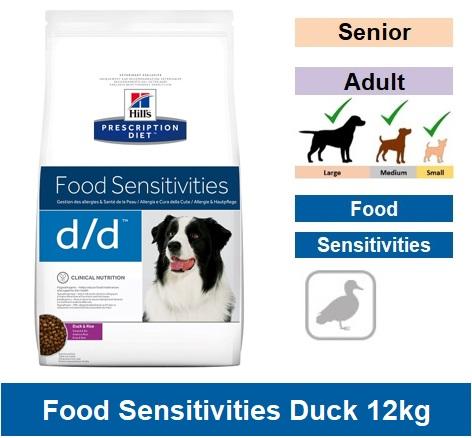 9179 Prescription Diet™ d/d™ Canine Duck & Rice 12kg Image