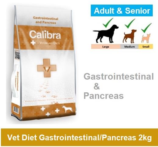 76069 CALIBRA DOG GASTRO & PANCREAS 2KG Image