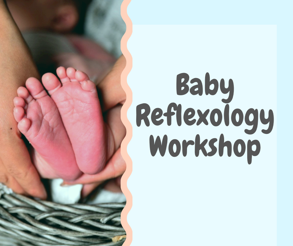 Baby Reflexology Workshop Image