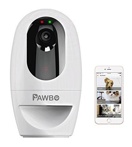 Pawbo+ Wi-Fi Pet Camera Image