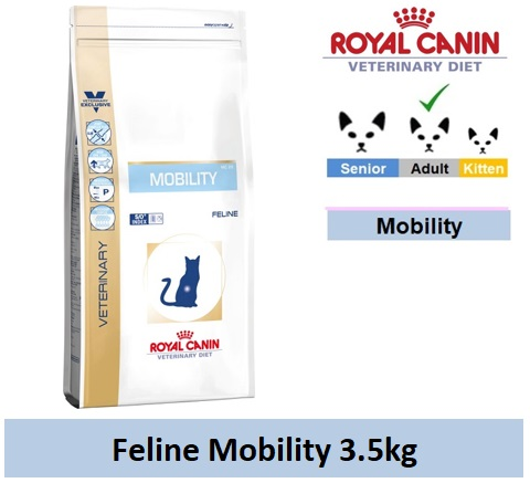 Royal Canin Veterinary Diet Feline Mobility Cat 3.5kg Image