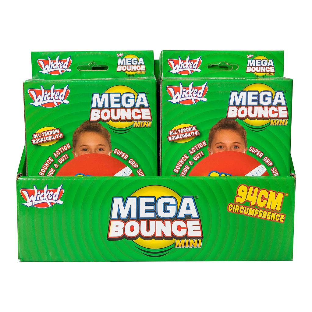 Wicked Mega Bounce Ball Mini Image