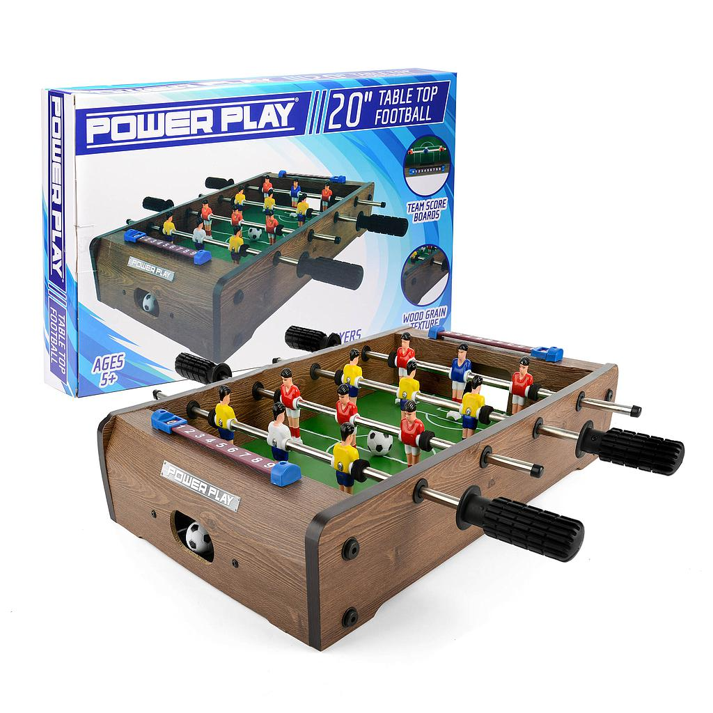 "Power Play 20"" Table Football Game Image"