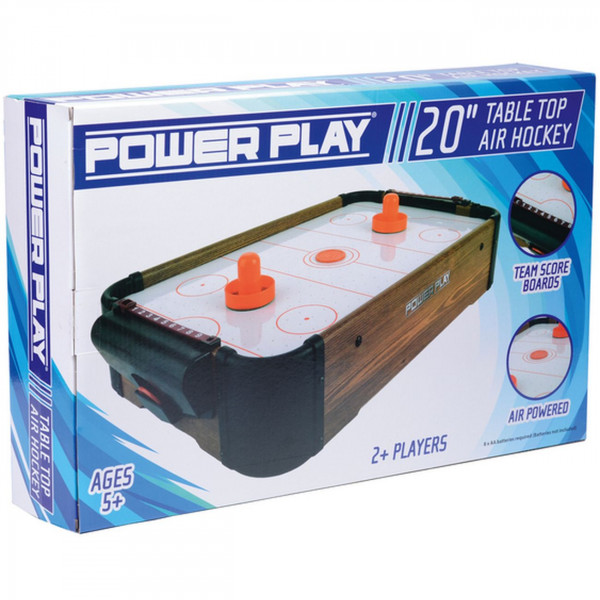 "Power Play 20"" Air Hockey Game Image"