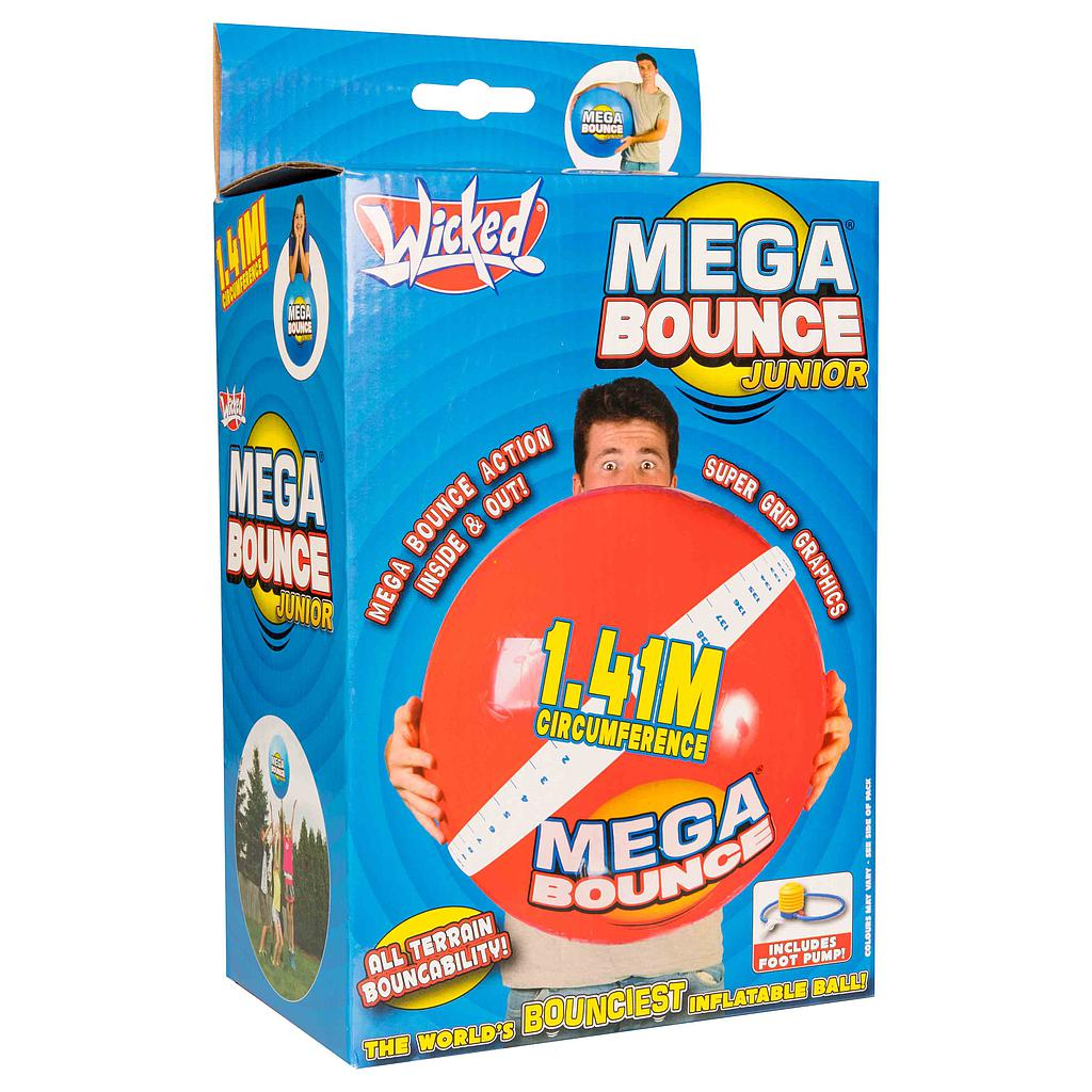 Wicked Mega Bounce Ball Image