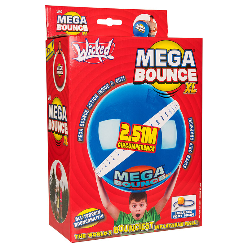 Wicked XL Mega Bounce Ball Image