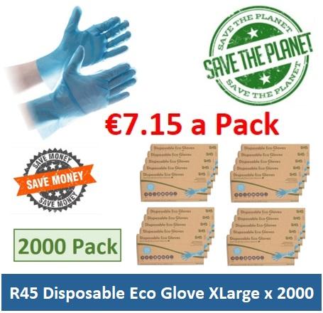 Enviroglove Extra Large X 20 Boxes Image