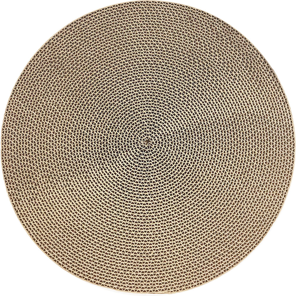 Replacable Cat scratcher Carboard Pad Image