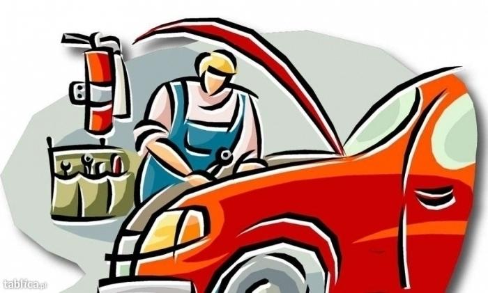basic car service Image