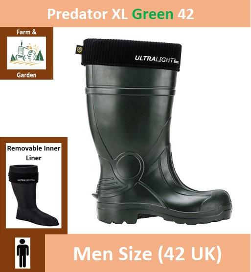 Predator XL 42 Green Image