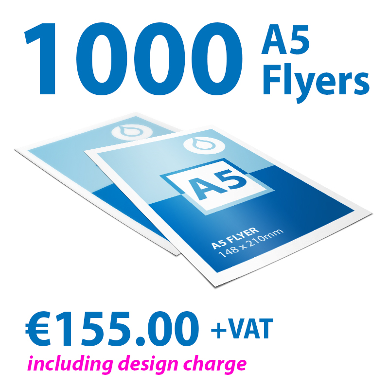A5 Flyers Special Offer Image