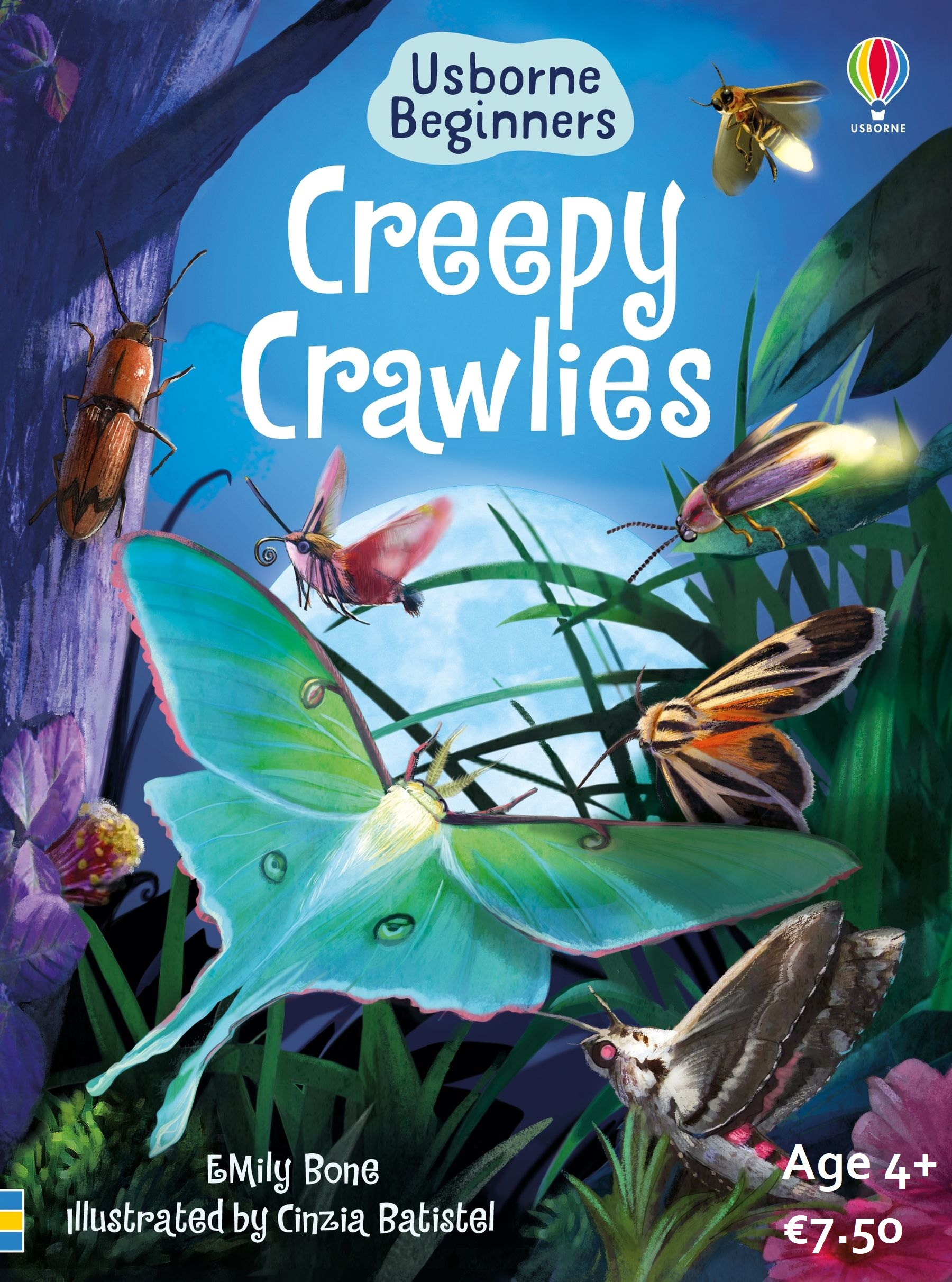 Creepy Crawlies Beginners Image
