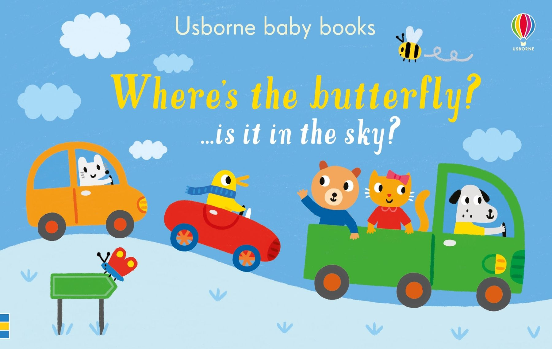 Where's The Butterfly? Image