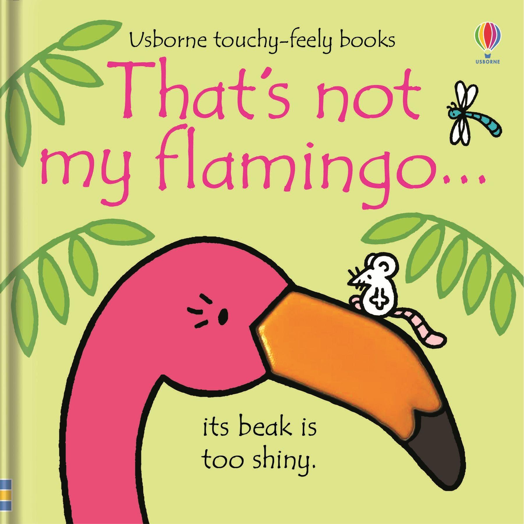 That's Not My Flamingo Image