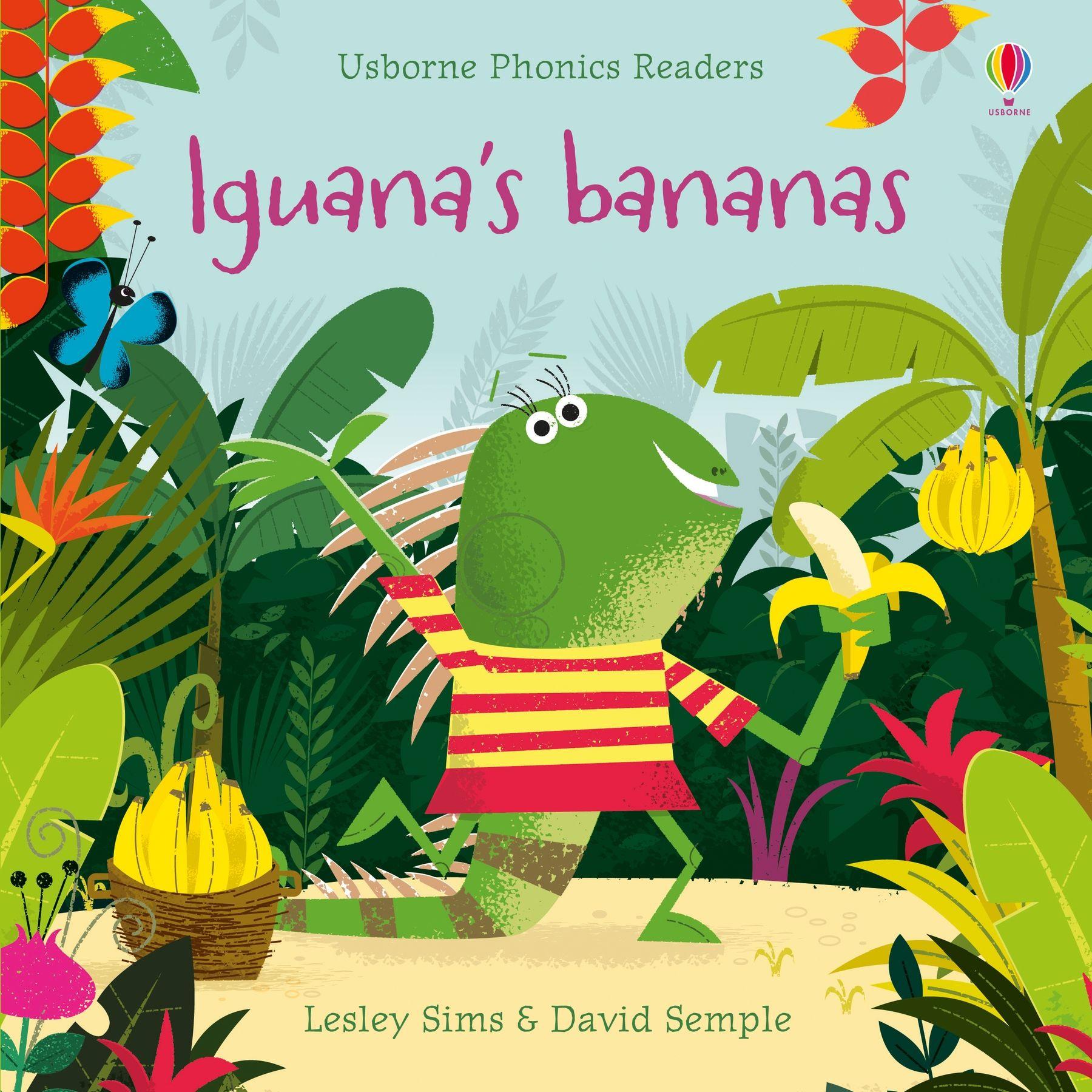 Iguana's Bananas Image