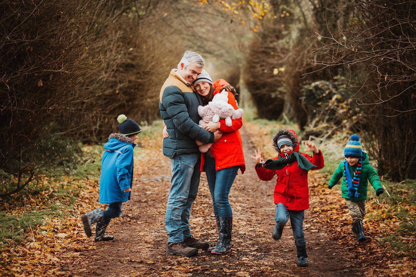 Family Mini Photography Session Gift Voucher Image