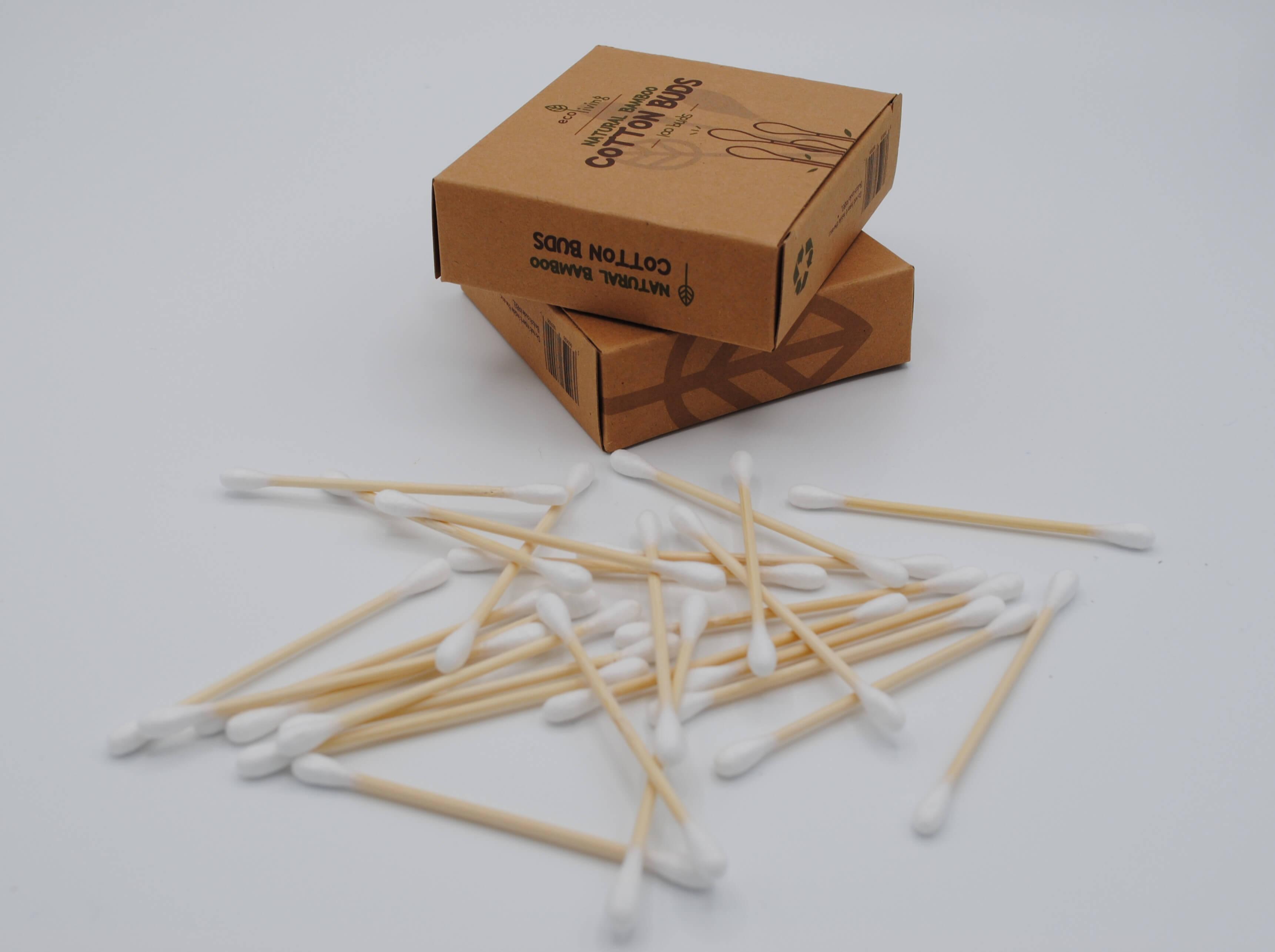 Biodegradable Bamboo Buds Image