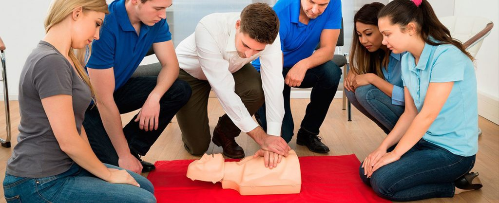 Emergency one day First Aid (Group) Image