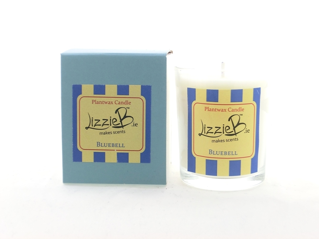 Bluebell Soy Candle Image