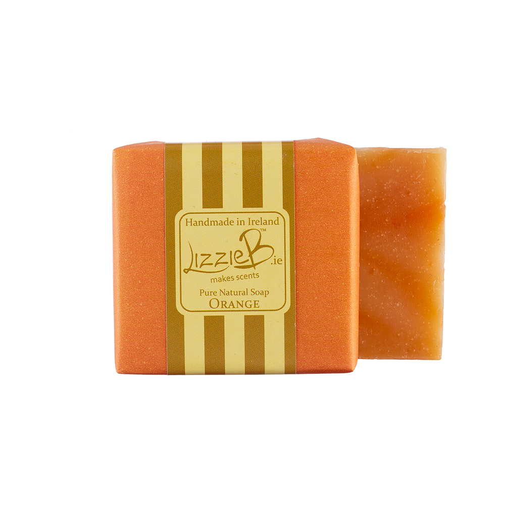 Orange Soap Image