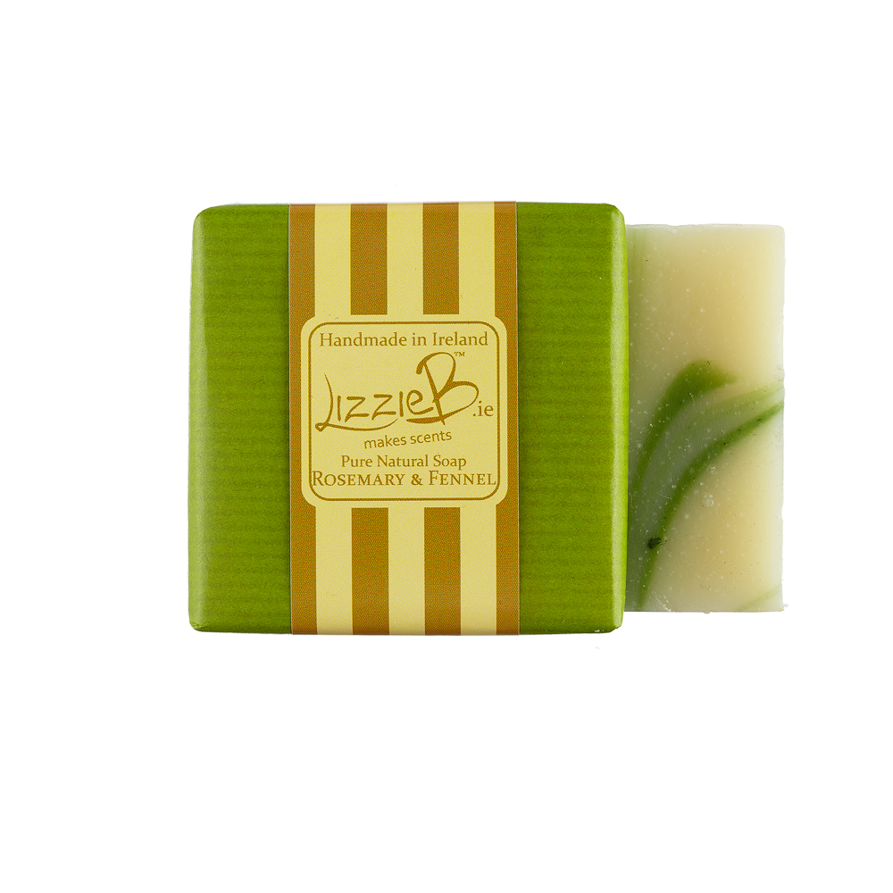 Rosemary and Fennel Soap Image
