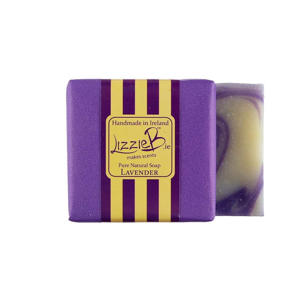 Lavender Handmade Soap Image