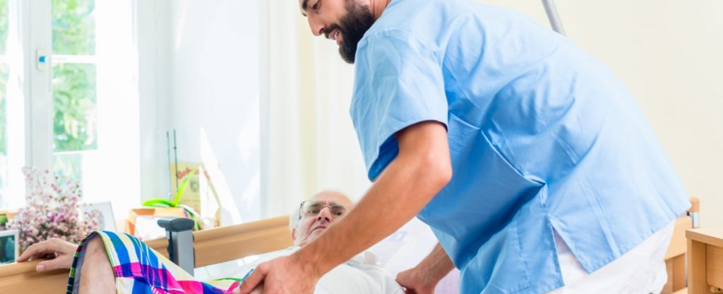 Patient moving and handling (Single) Image