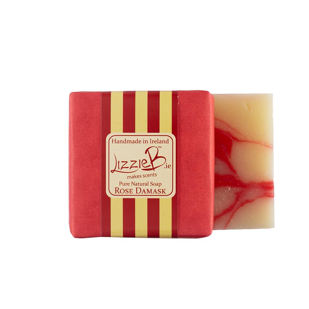 Rose Soap Image