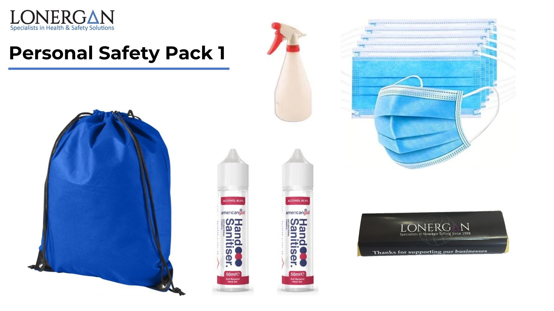 Personal Safety Pack 1 Image