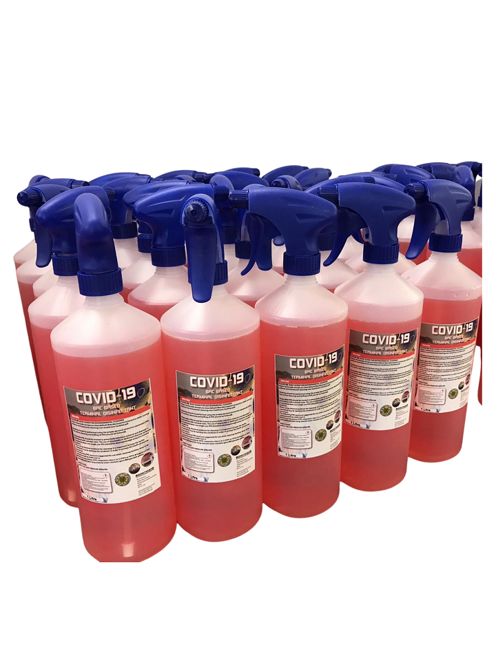 1 Litre Surface Cleaner Spray Image