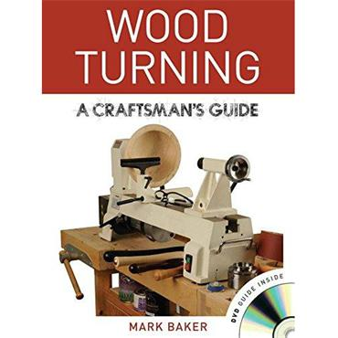 WOOD TURNING - A CRAFTSMAN GUIDE Image