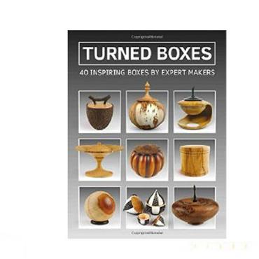 TURNED BOXES 40 INSPIRING BOXES Image
