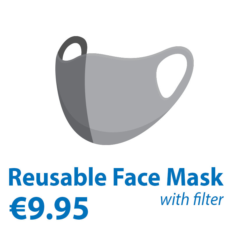 Reusable Face Mask Image