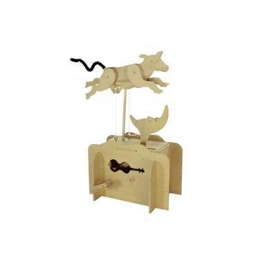 PATHFINDERS COW JUMPED OVER THE MOON WOODEN KIT Image