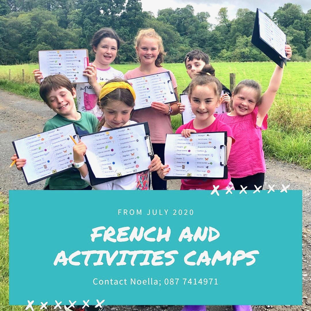 French and activities camps Image