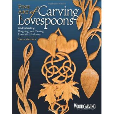 FINE ART OF CARVING LOVESPOONS Image