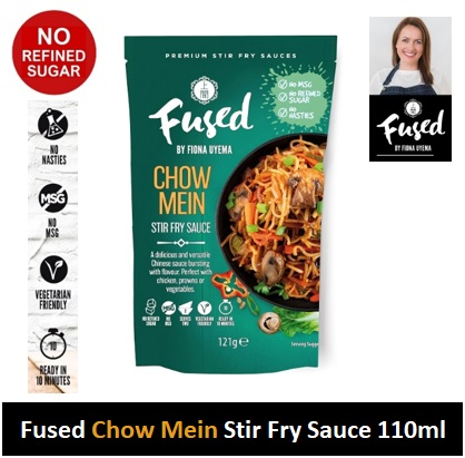 Fused Chow Mein Stir Fry Sauce 121g Image