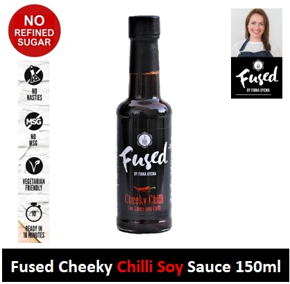 Fused Cheeky Chilli Soy Sauce 150ml   Image