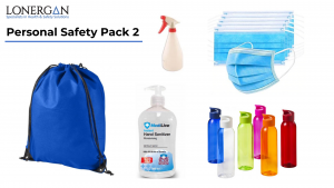 Be Well Personal Safety Pack Image