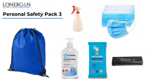 Safety First- Personal Safety Pack Image